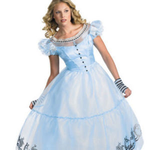 Brand New Disney Alice in Wonderland Alice Deluxe